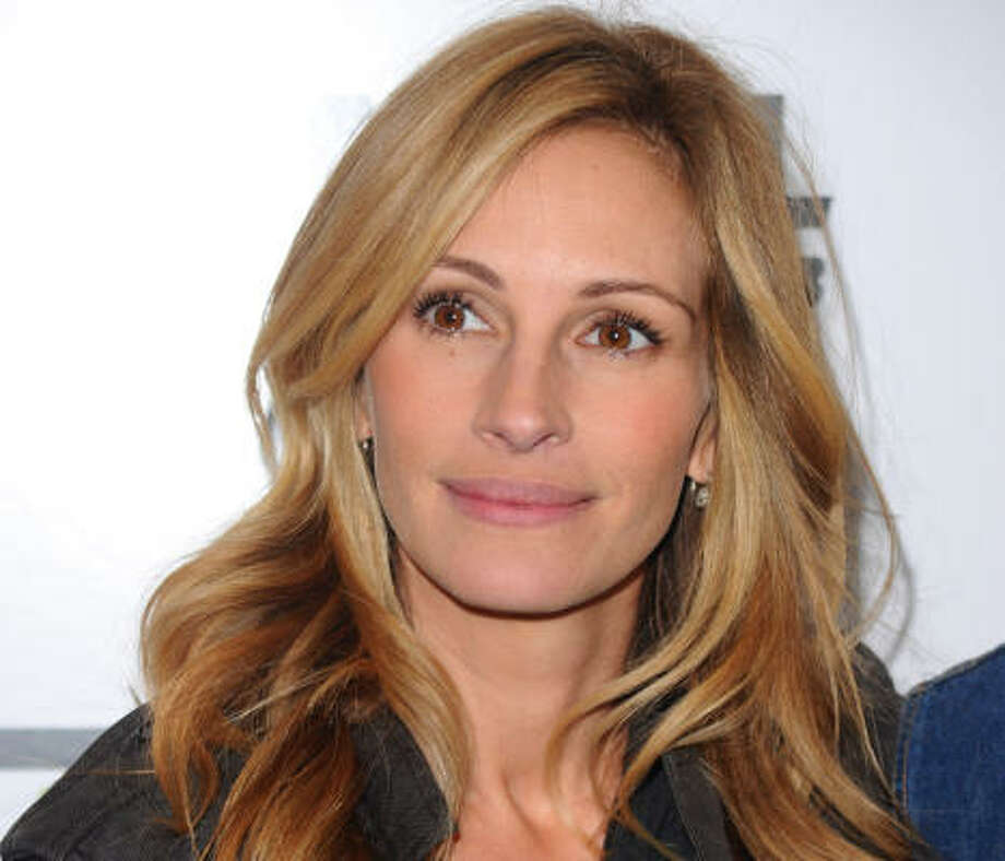 Julia Roberts has once again topped the list of People's 50 Most Beautiful, but is she really? Photo: Peter Kramer, AP