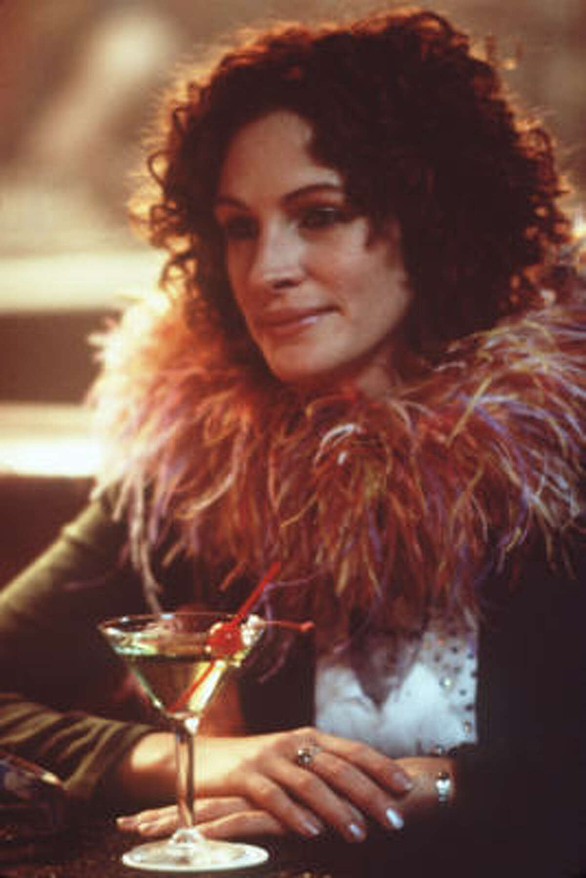 Roberts made her film debut in 1989's Blood Red.
