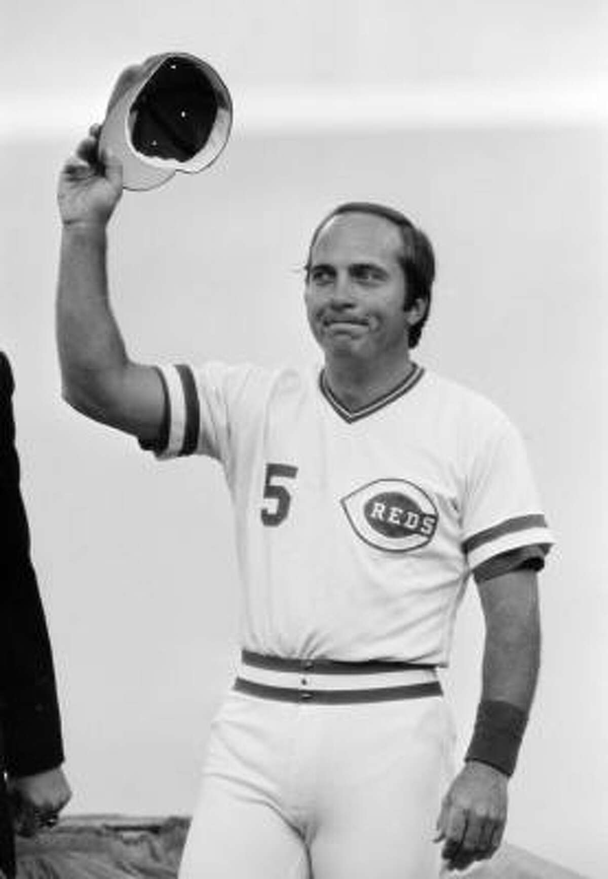 Johnny Bench One the greatest catchers to ever play the game, Bench a key member of Cincinnati's