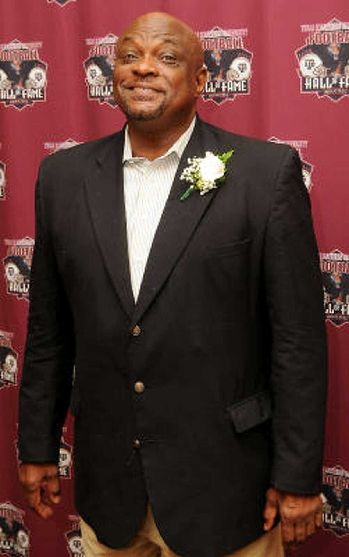 Inductee Kenny Burrough starred at TSU in the late 1960s and was later a two-time Pro Bowler with the Oilers.