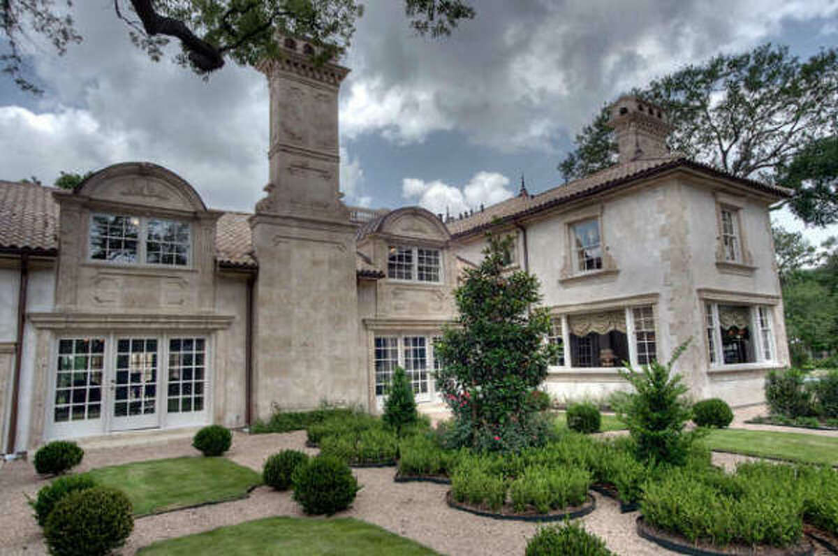 If you prefer an Italian feel, this estate will cost you $10 million for the 11,236 square foot home. See more photos and details here.