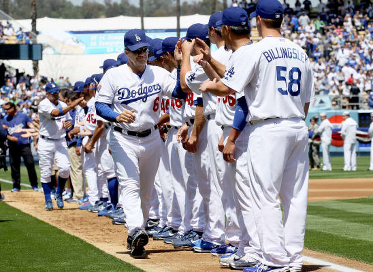 No. 10 - LOS ANGELES DODGERS Maybe fans are still irate they left Brooklyn.