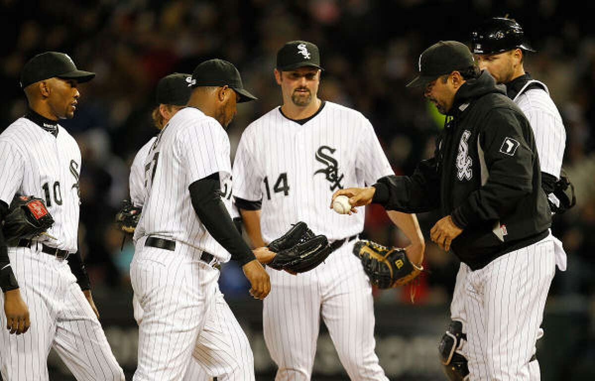 No. 7 - CHICAGO WHITE SOX Manager Ozzie Guillen is certainly a lightning rod, but perhaps the bulk of the hate emanates from frustrated fans of the Cubs. The White Sox, after all, got their World Series title.