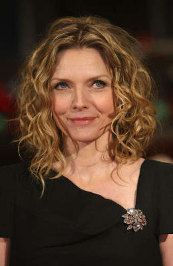 1999: Michelle Pfeiffer Photo: Sean Gallup, Getty Images