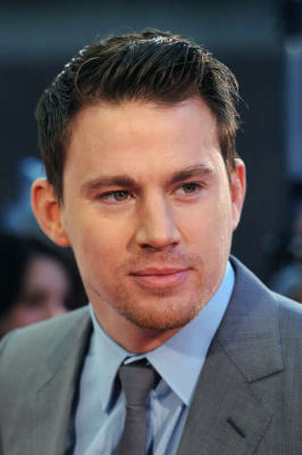 Channing Tatum, actor Photo: Ian Gavan, Getty Images