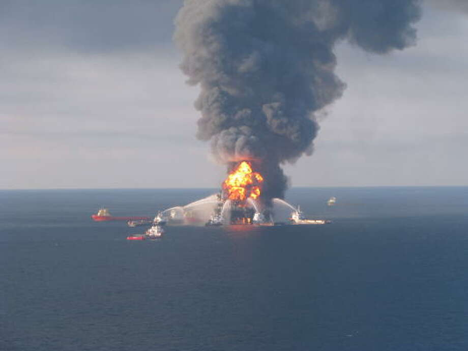 This story was originally published by the Guardian and appears here as part of the Climate Desk collaboration The 2010 Deepwater Horizon oil spill