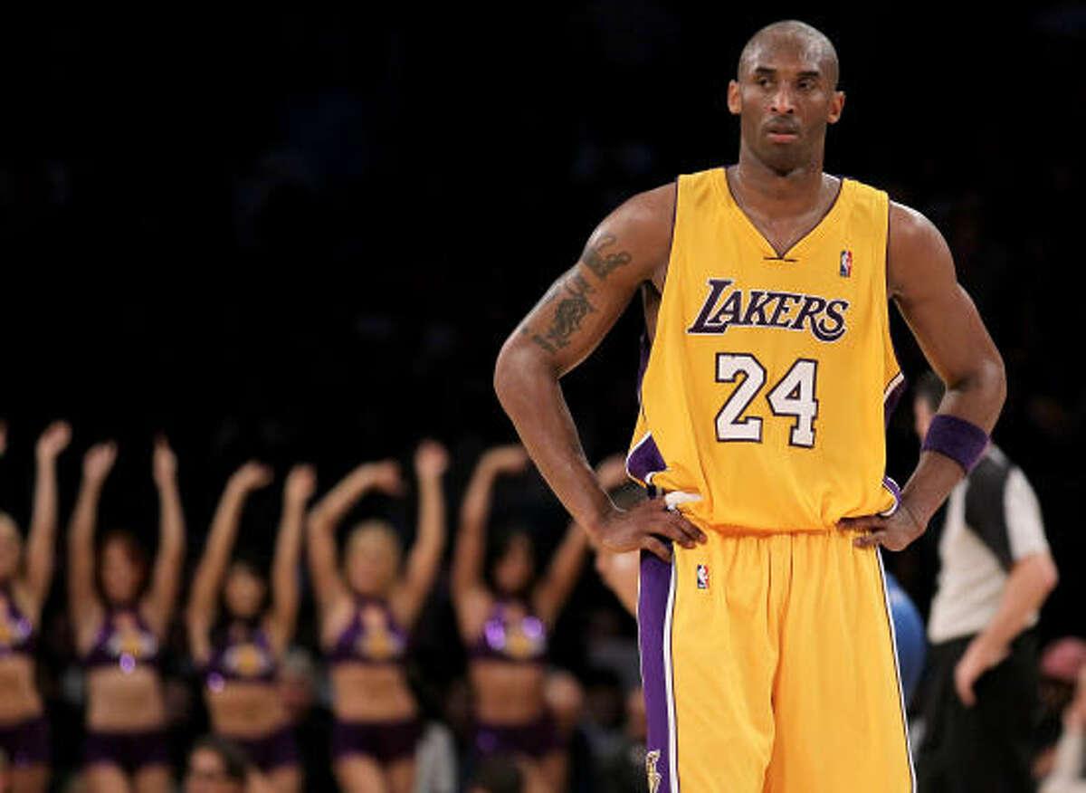 Kobe Bryant (Los Angeles Lakers)