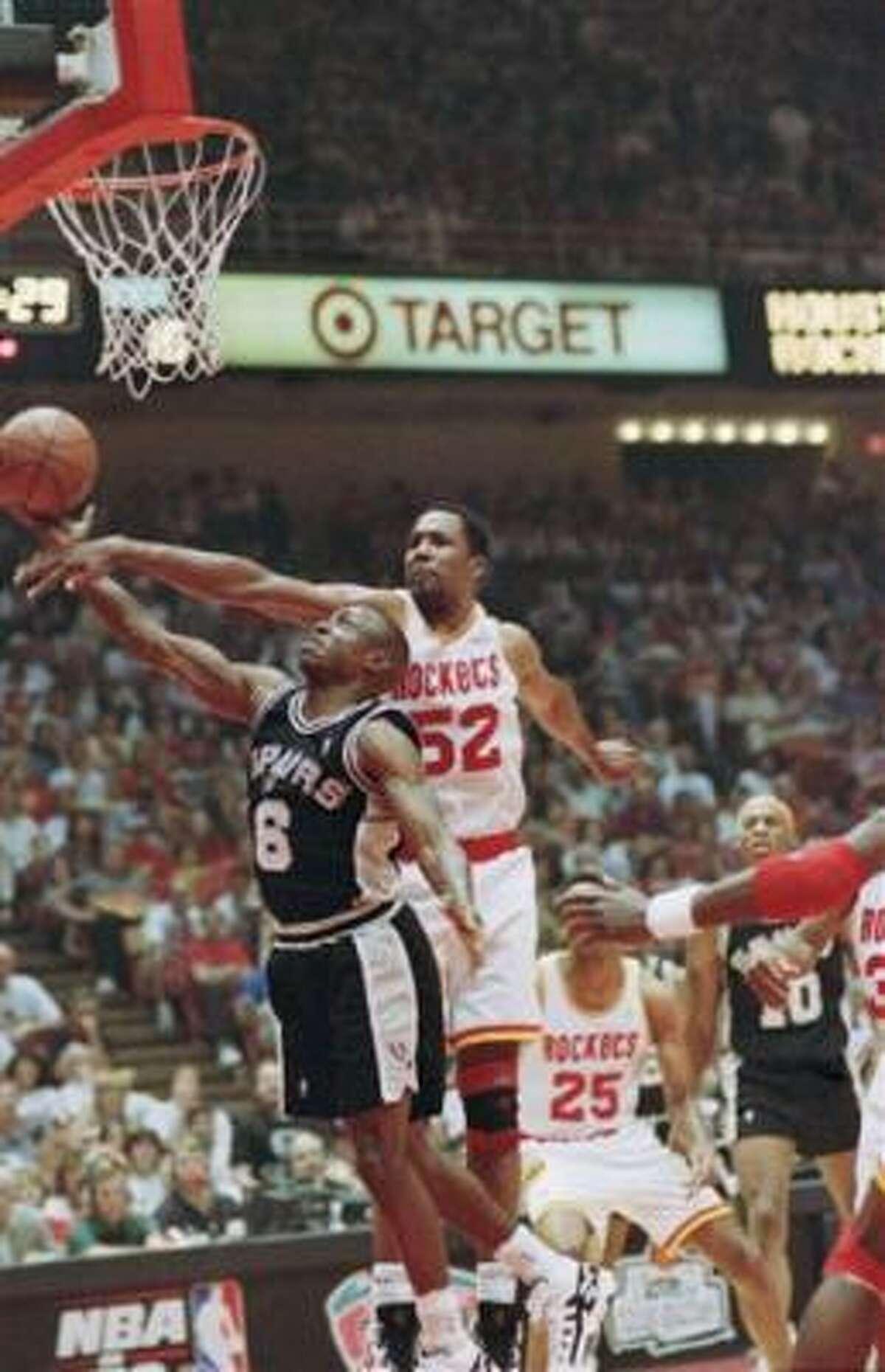 Chucky Brown, forward: Head coach of L.A. Defenders of NBA Development League.