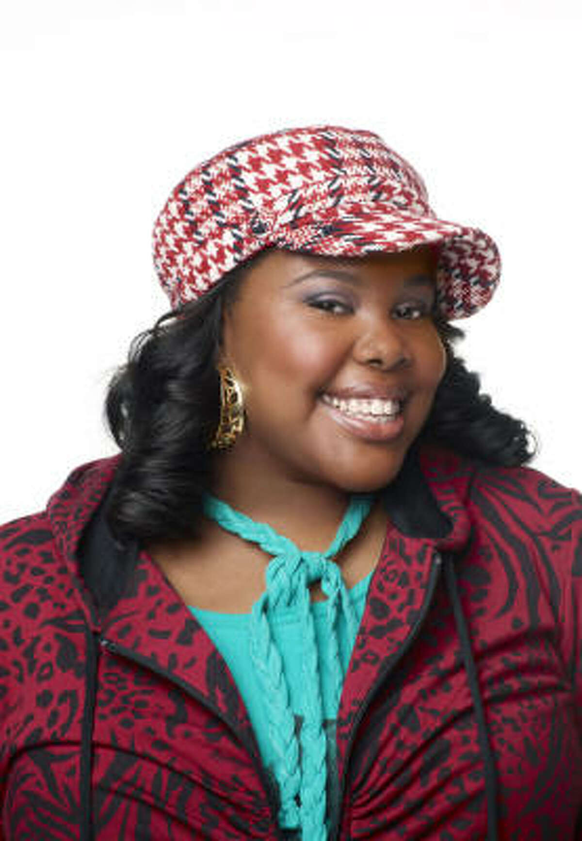 Amber Riley's more urban look as Mercedes. There's something here for everyone...even the guys.