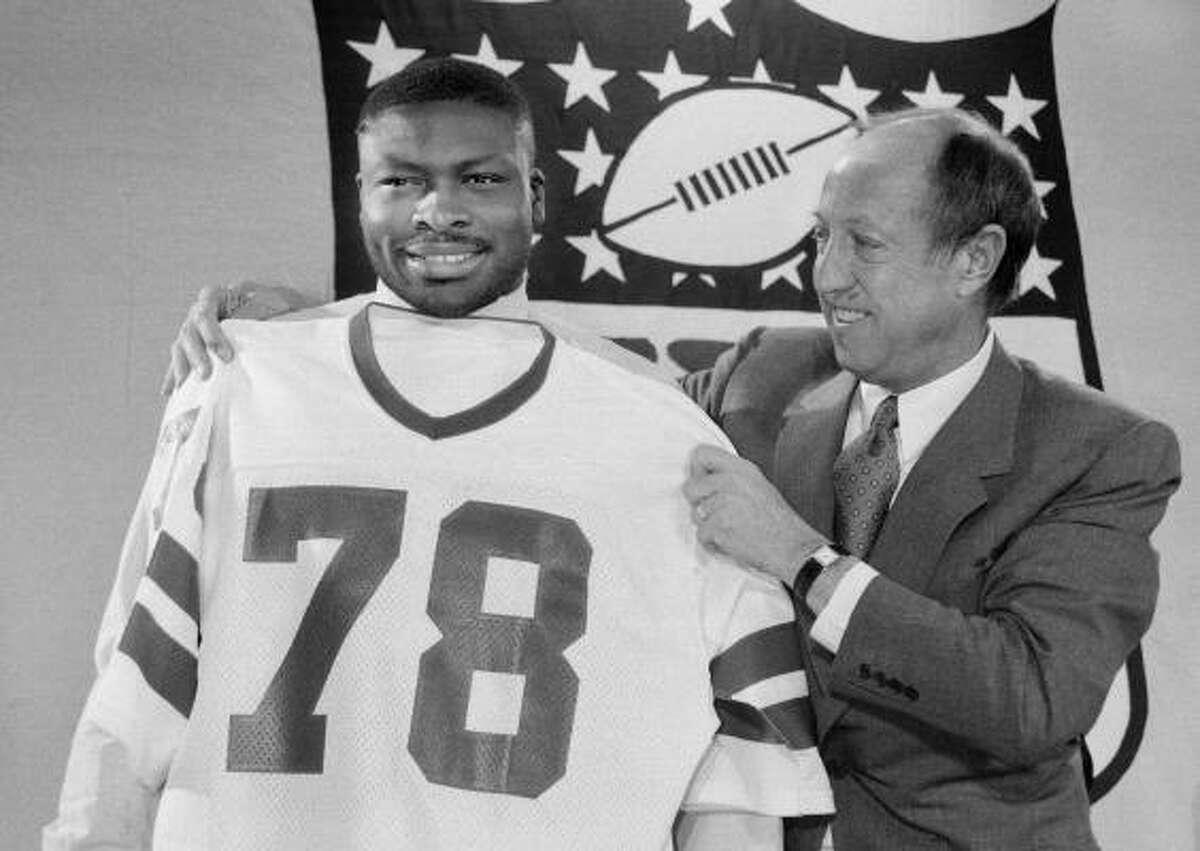 1985 — Bruce Smith, Buffalo, DT, Virginia Tech