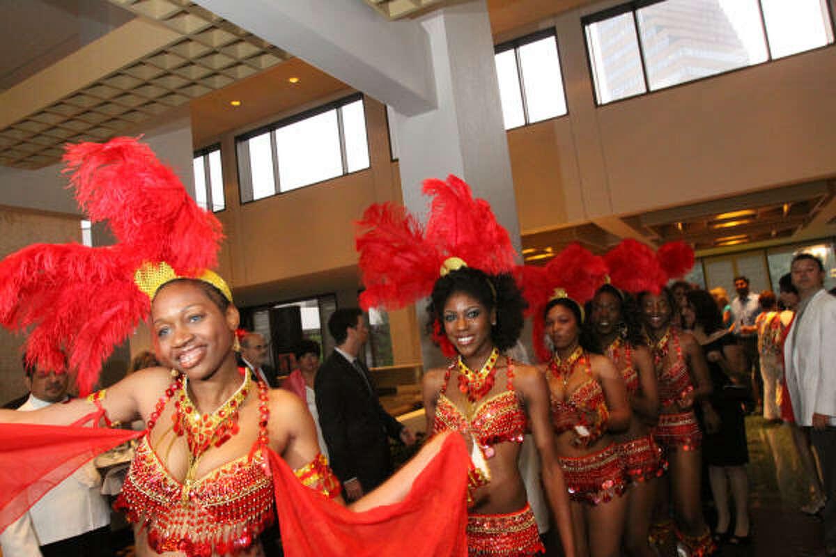 Houston International Festival Mayor's Gala
