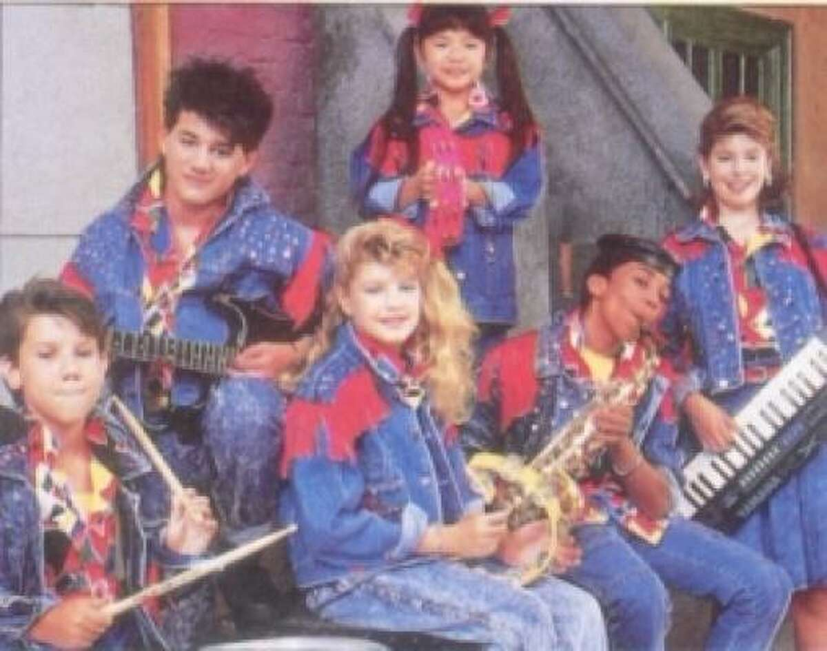 She started off in the '80s show Kids Incorporated.