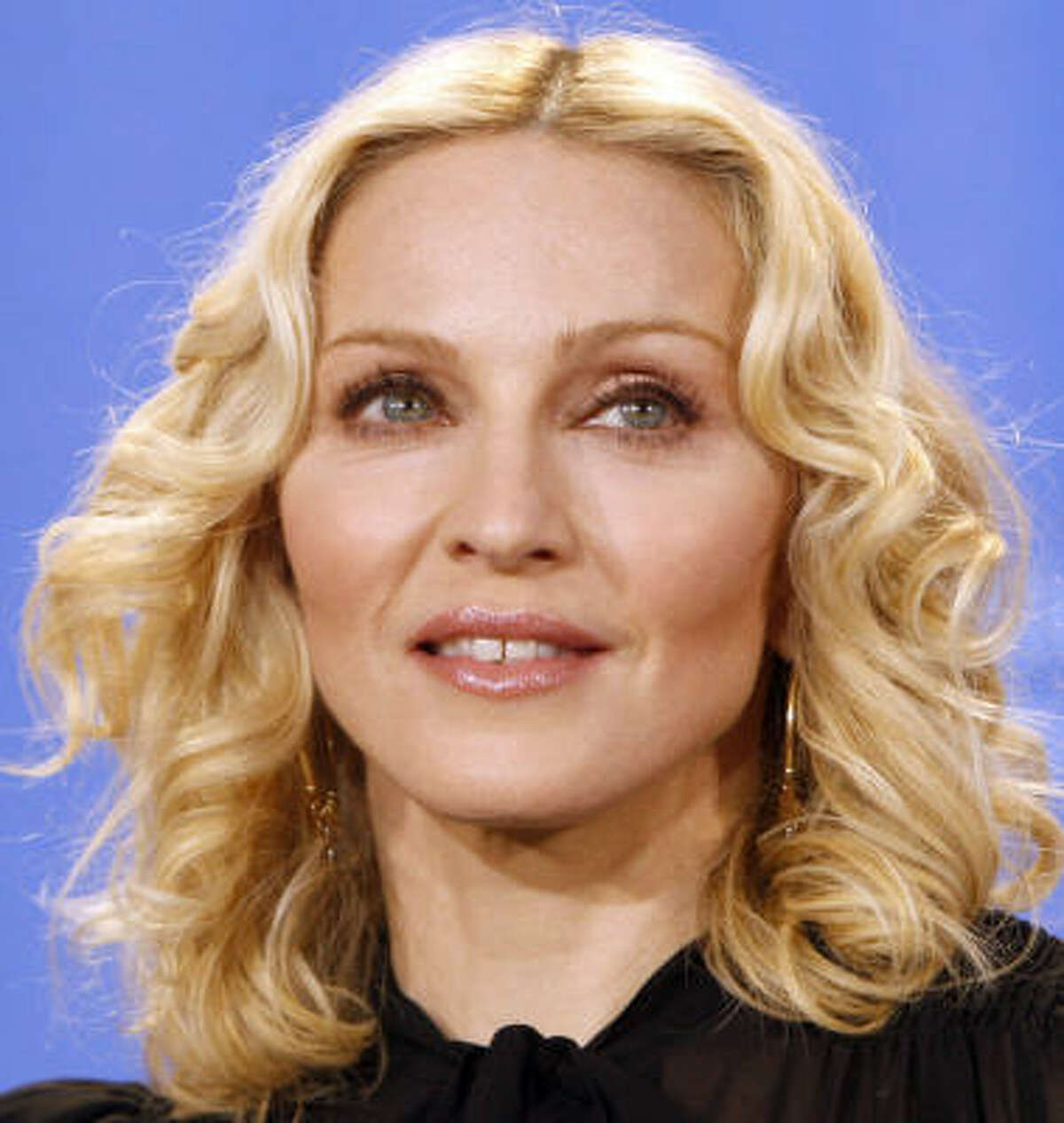 While most celebrities fix their imperfections and get veneers, the Material Girl has had the gap between her teeth for more than 20 years.
