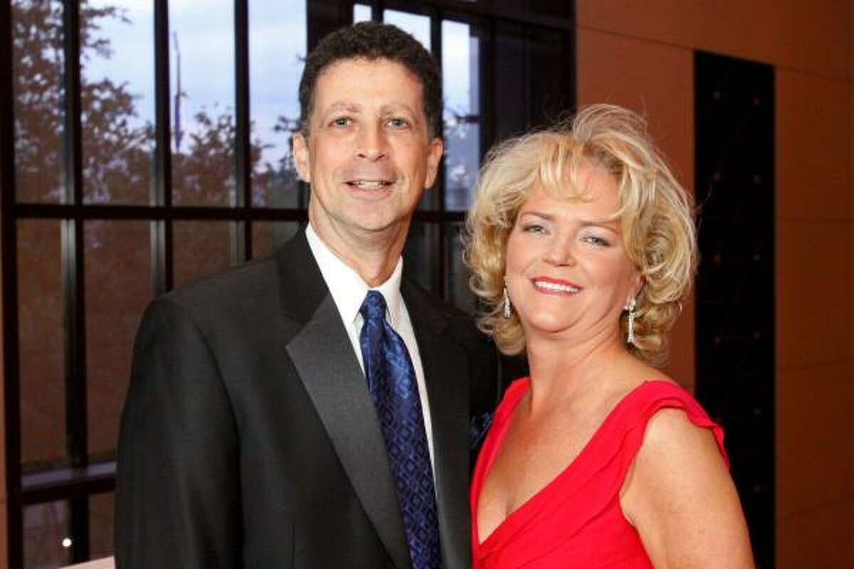 Barry Mandel and Chree Boydston