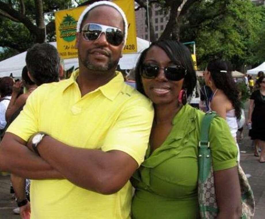 Melvin and Stephanie Elder Photo: Jordan Graber, For The Chronicle