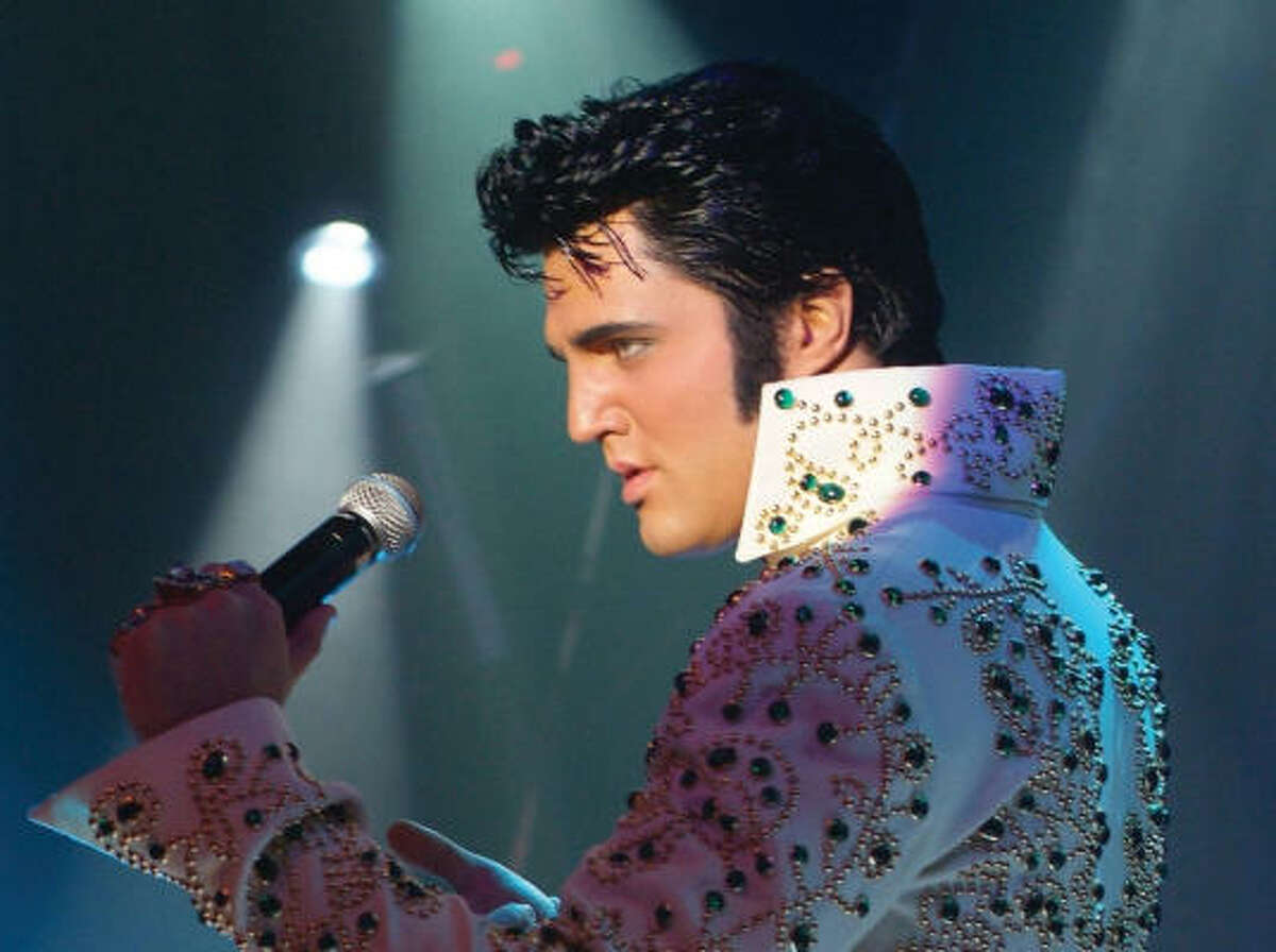 I can't believe it, but the jumpsuit...the 1-piece that Elvis is known for...is back. Really? Here's the story of this outfit that designers can't seem to let go of.