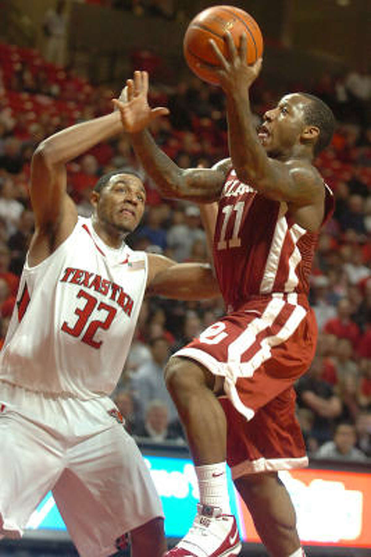 2008: Tommy Mason-Griffin, Madison Started 27 games and averaged 14.1 points and 4.9 assists en route to All-Big 12 third team honors as a freshman at Oklahoma. Left the Sooners after one season to pursue a professional playing career.