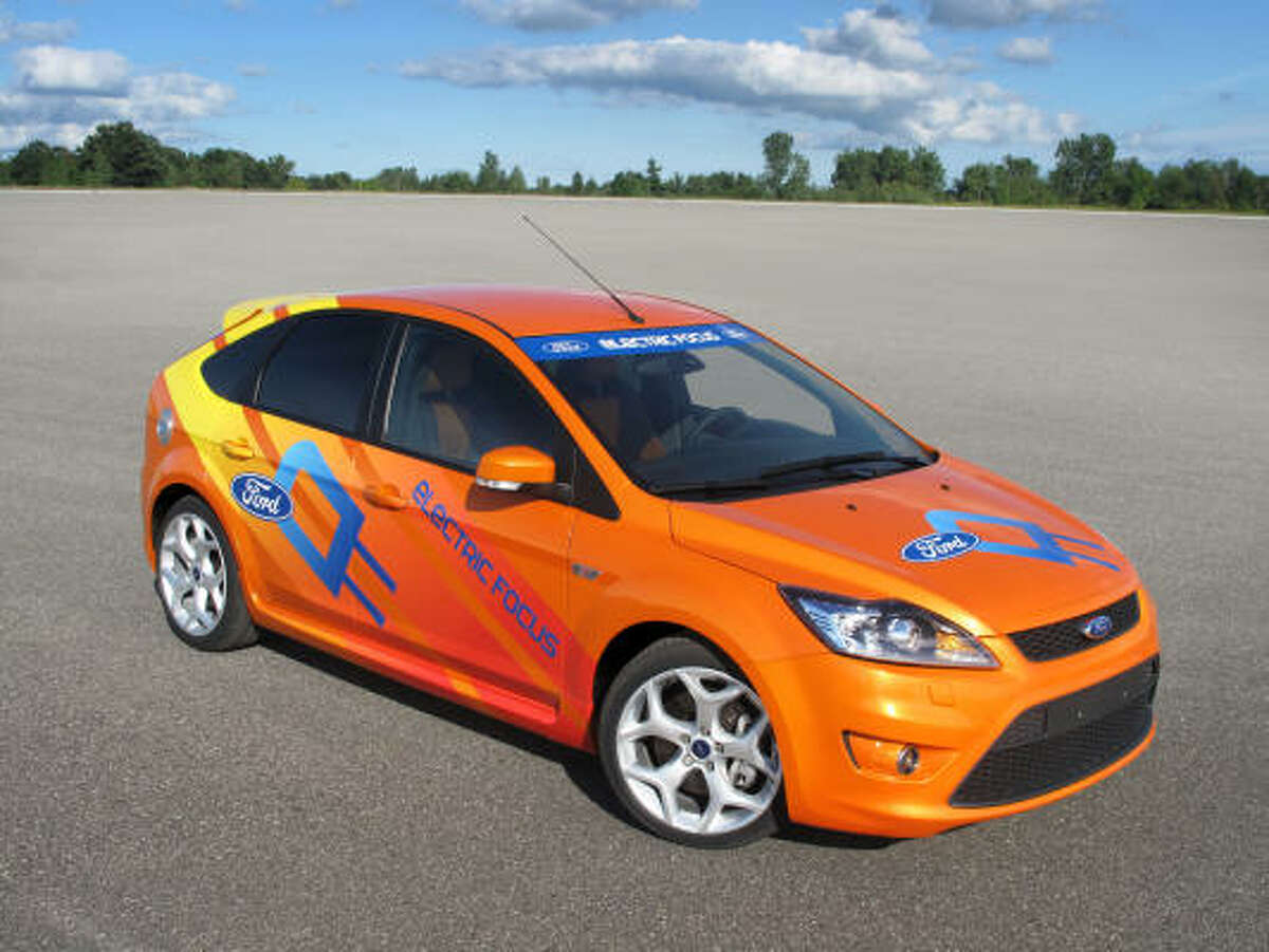 An electric-powered Ford Focus is set to hit the road in 2011. Ford could be the first automaker in the U.S. to mass-market a pure battery-electric passenger car. It will retail as high as $40,000, but they promise to