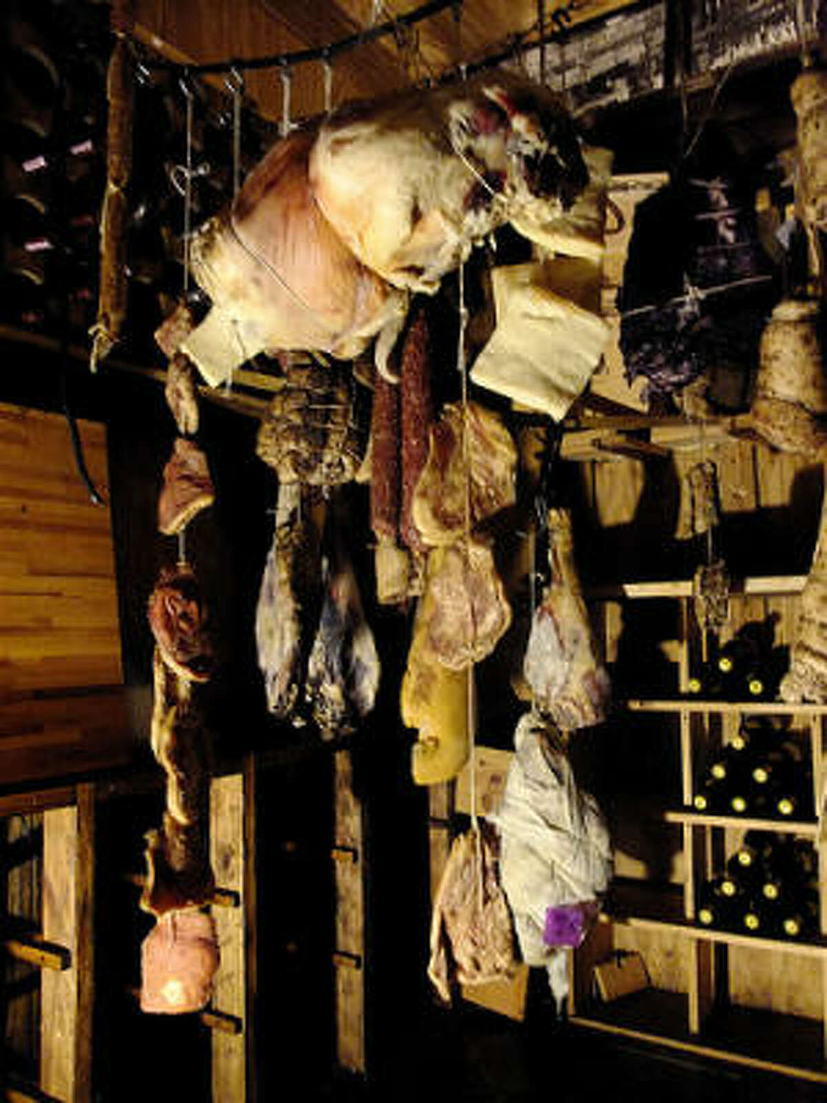 Sausage Room, Feast