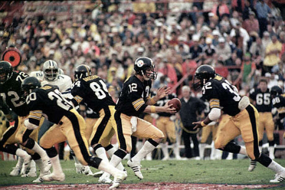 FIVE SUCCESSES Terry Bradshaw, 1970, Steelers Won four Super Bowls and is a member of the Hall of Fame. Photo: File Photo