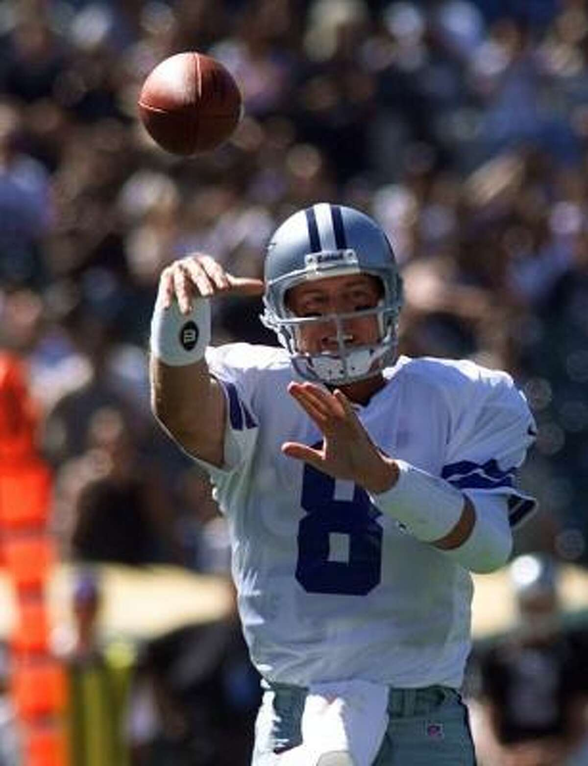 Troy Aikman, 1989, Cowboys Won three Super Bowls and is a member of the Hall of Fame.
