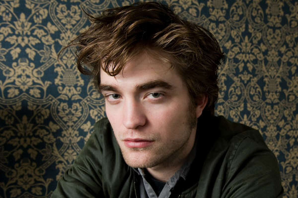 But didn't shoot to fame until he played Edward Cullen in the Twilight series.