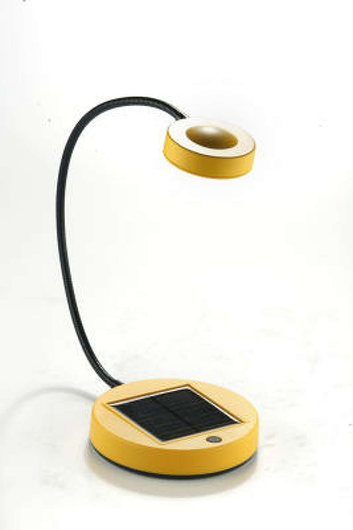 A solar cell on this small lamp stores the sun's energy by day so you can read at night. For every lamp sold at IKEA worldwide, UNICEF receives another for a child in a developing country. IKEA, $24.99