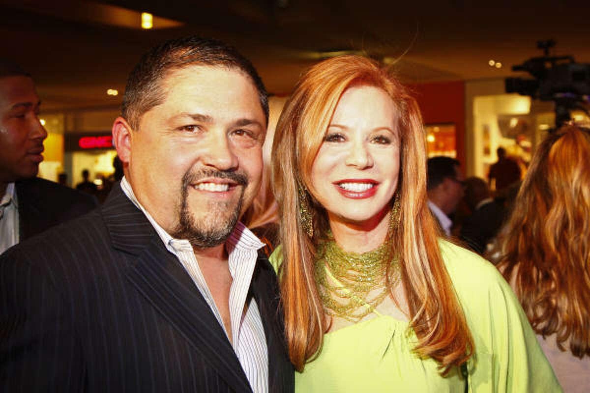 Bruce Padilla and Cindi Rose