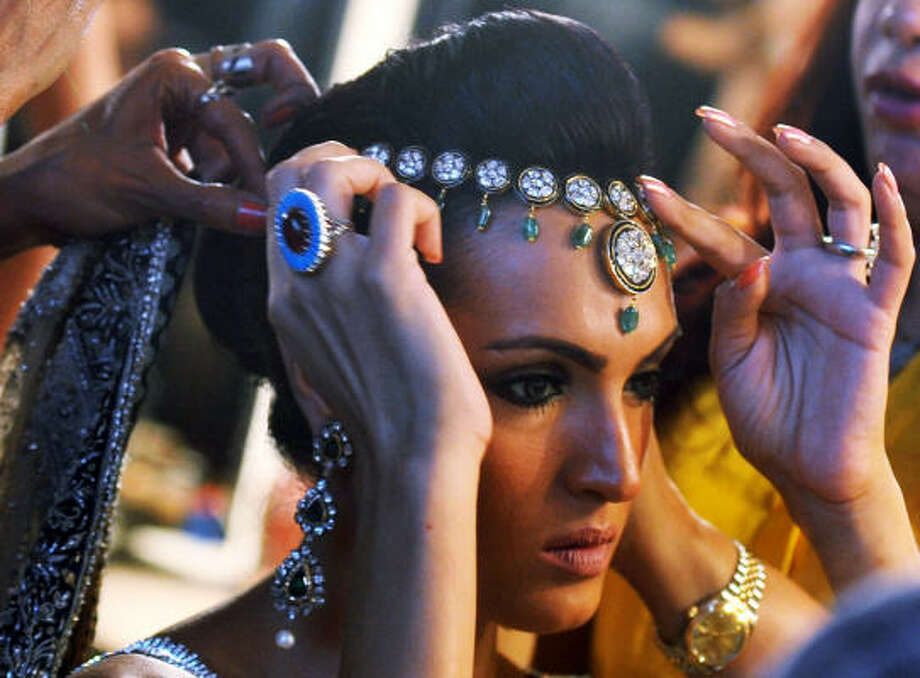 Fashion Week in Pakistan featured 52 designers and lots of new runway looks. Photo: RIZWAN TABASSUM, AFP/Getty Images