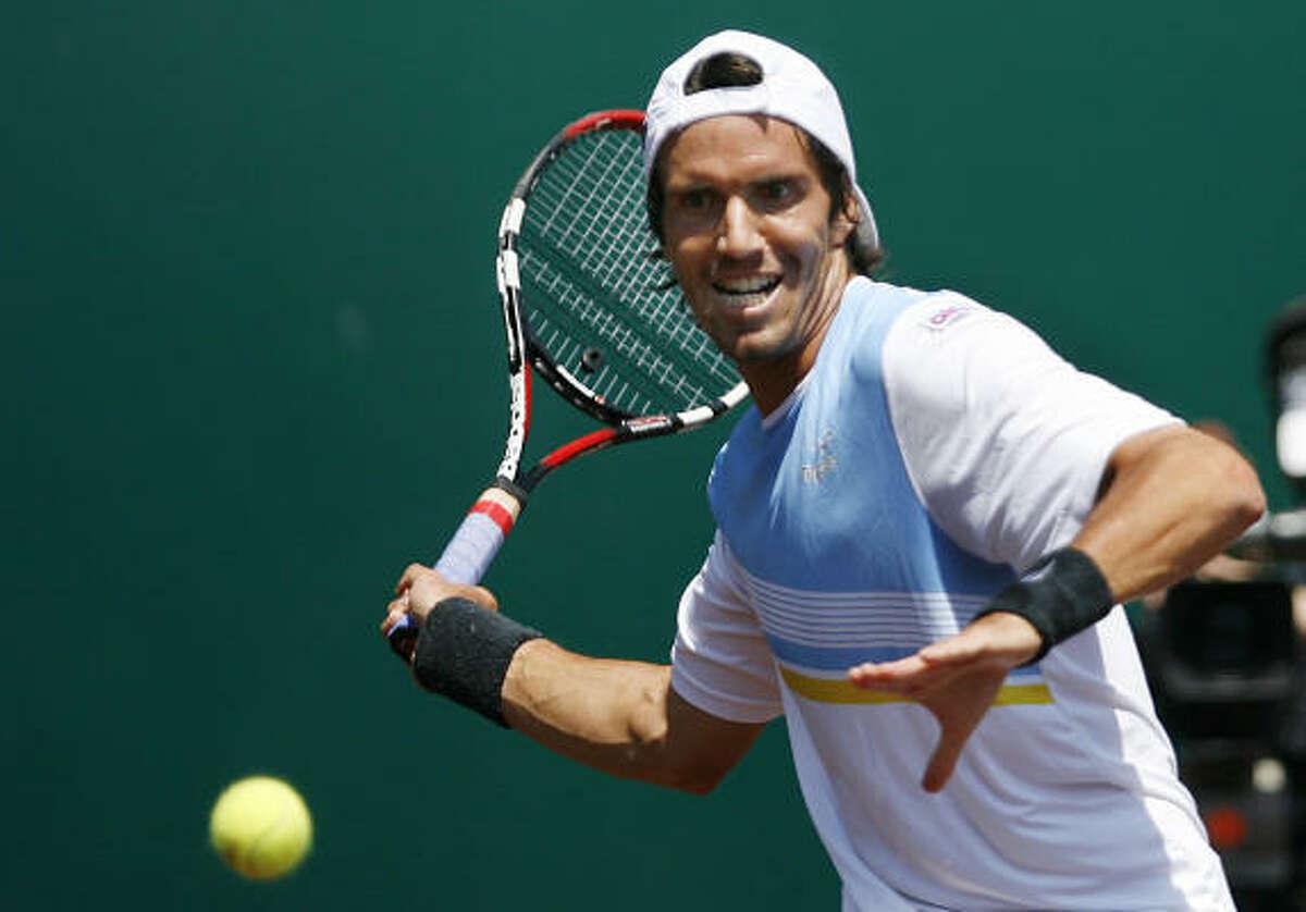 Juan Ignacio Chela won his first tournament in over three years.