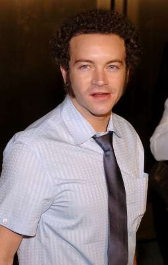 """Danny MastersonHe played the suspicious and stoned Steven Hyde in That '70s Show, but in real life, Masterson's a devout Scientologist. """"I have always been in Scientology my entire life. Each service in Scientology is something I have added to my toolbox of data for living."""" Photo: Nicolas Kayhat, KRT"""