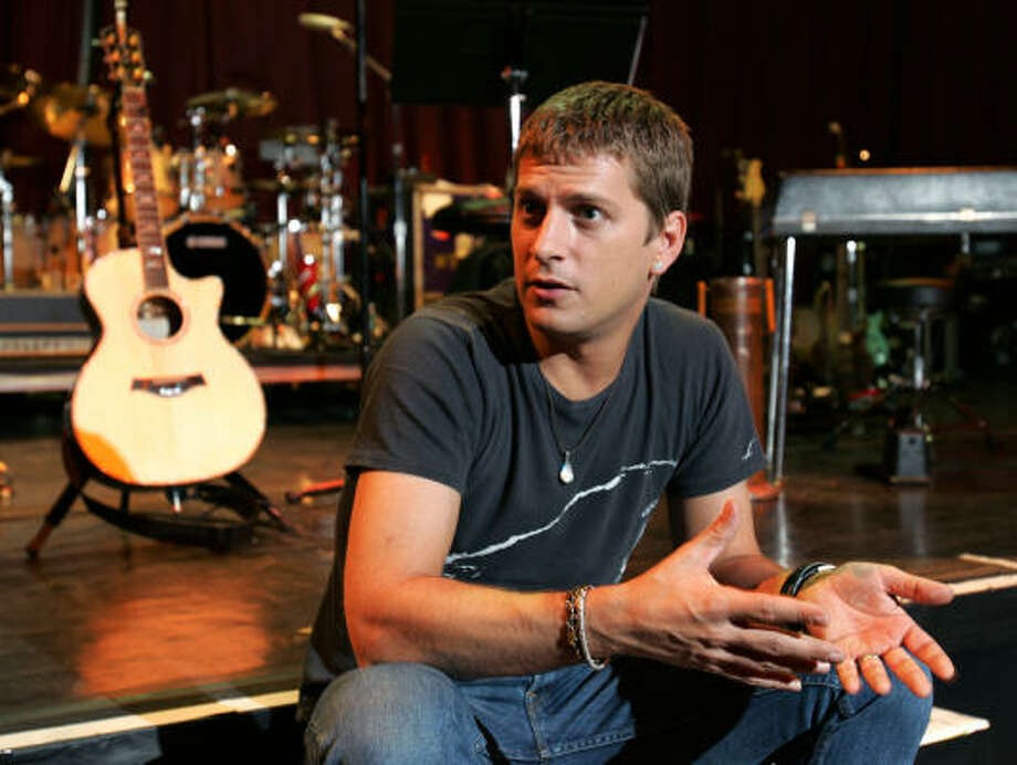 "Rob Thomas (not anymore)Not a Scientologist and not Tom Cruise's lover, the ""Supernatural"" rocker left the church after taking courses for about six years. Photo: Mel Evans, AP"