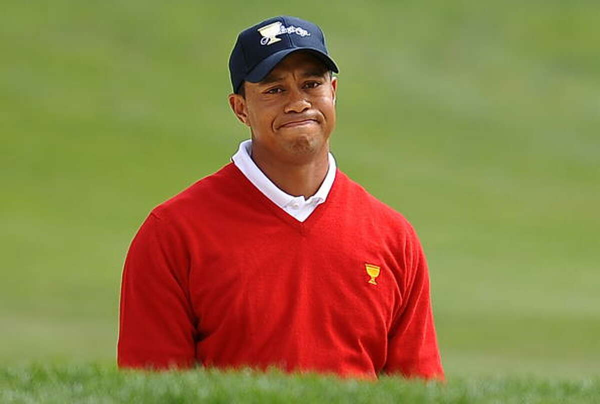 Tiger Woods Age: 34 Country: United States World ranking: 1 Worldwide victories: 82 Majors: Masters (4), U.S. Open (3), British Open (3), PGA Championship (4). Best Masters: Setting records as youngest champion (21), lowest score (270) and largest margin (12 shots) in 1997. Backspin: Historians always wondered how injuries, marriage, death of his father, or having children would affect his pursuit of Jack Nicklaus in the majors. No one ever mentioned the effect of a sex scandal that dominated the news during the last five months. He is playing for the first time since his incredible downfall through revelations of rampant infidelity.