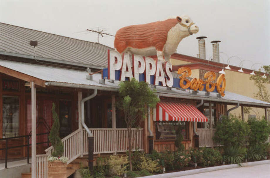 Pappas Bar-B-Qat 1217 Pierce St and many more locations.  Ever had a Bar-B-Q burger? The ones here are known all over town. Photo: Carlos Antonio Rios, Houston Chronicle