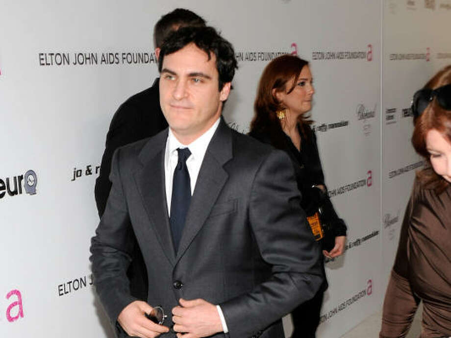 Joaquin Phoenix is one of those love him or hate him actors. He makes some swoon and others groan from disdane. So? Hot or not? Vote here. Photo: Larry Busacca, Getty Images