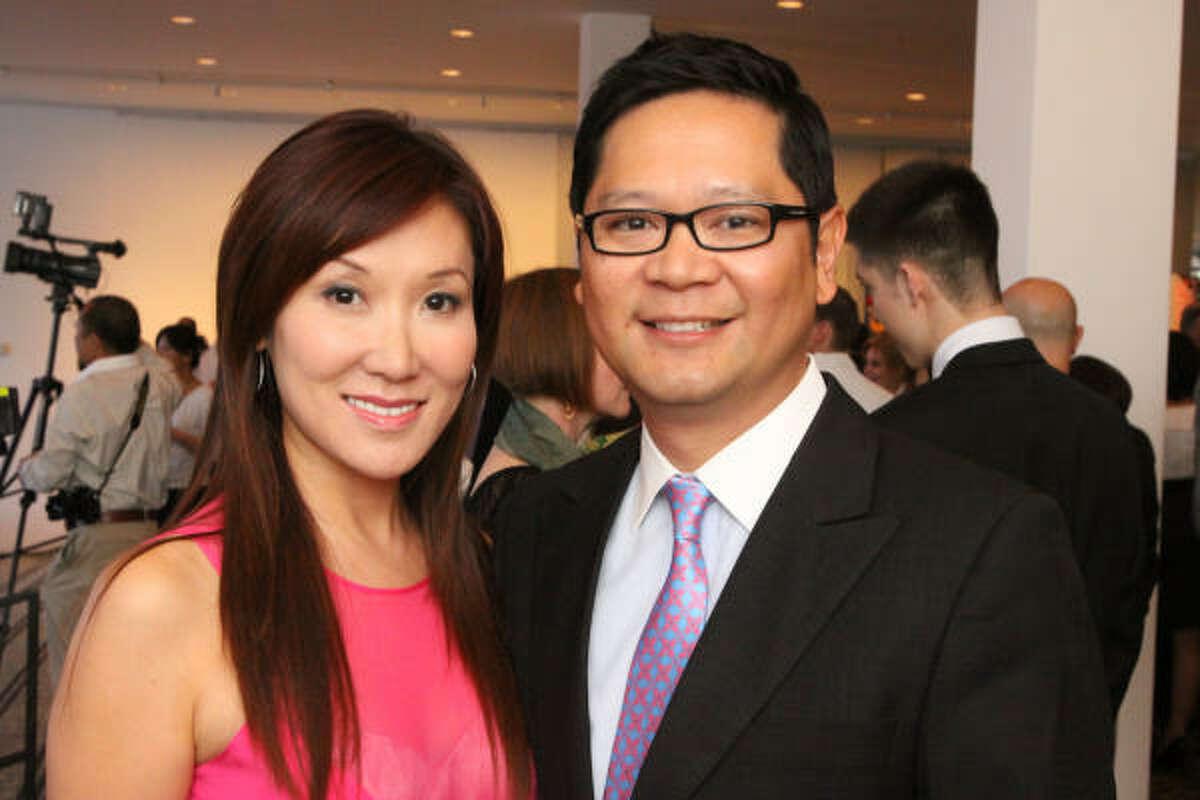 William and Mandy Kao