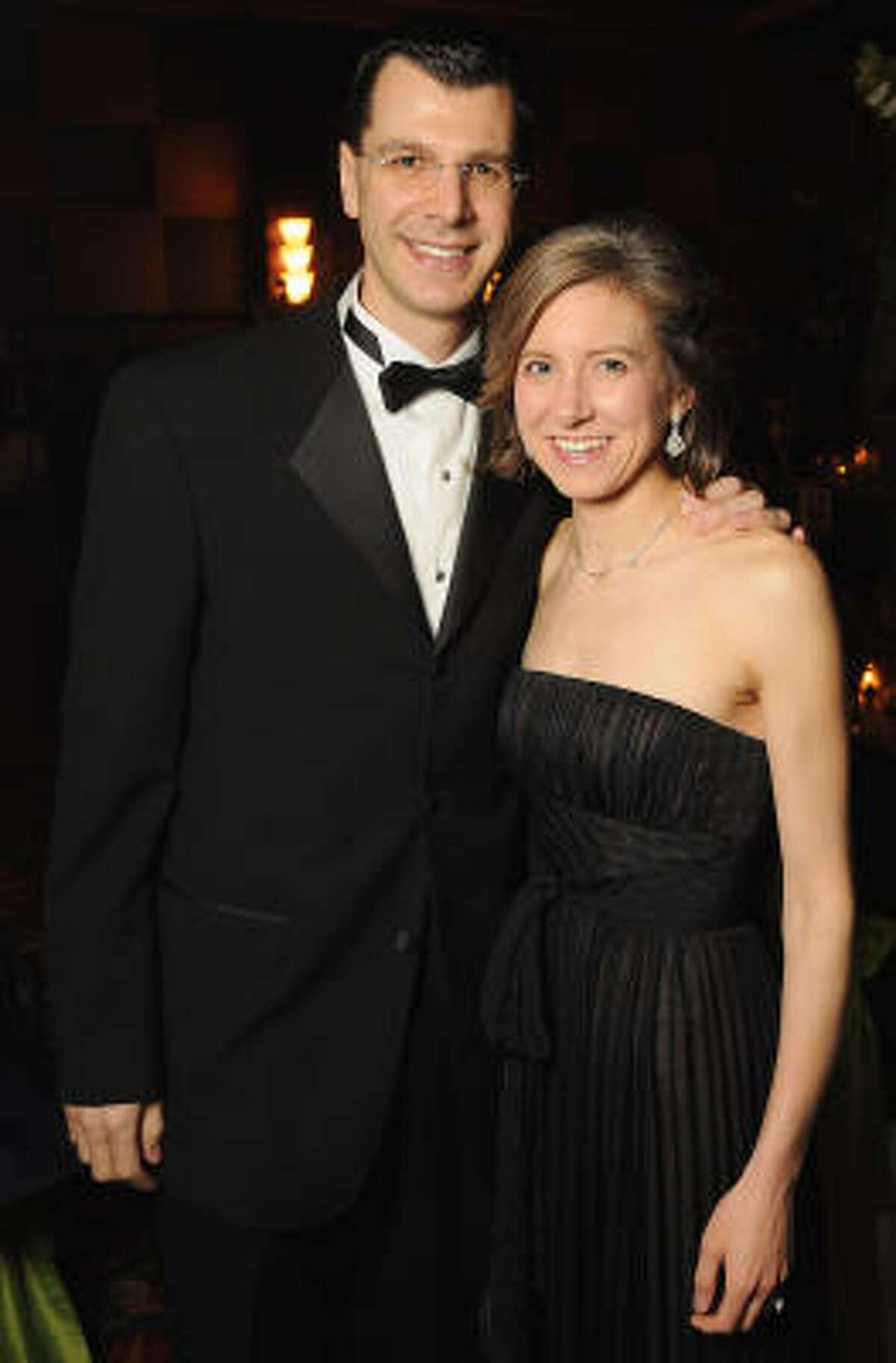 Mark and Christina Hanson