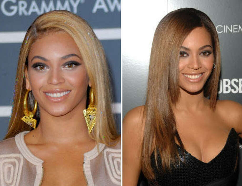BeyonceBlonde or not? Photo: Getty Images/AP