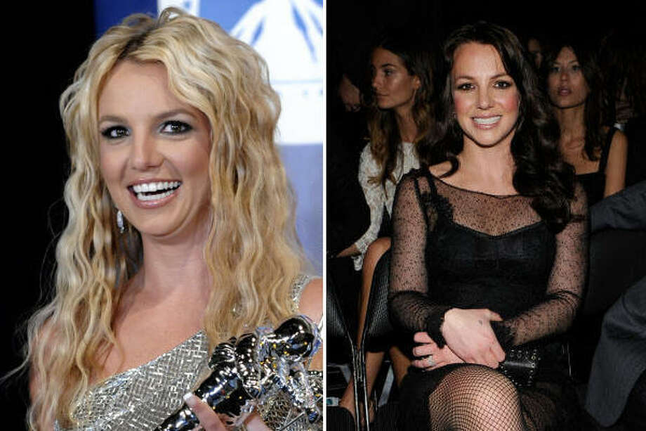 Britney SpearsBlonde or not? Photo: AP/Getty Images