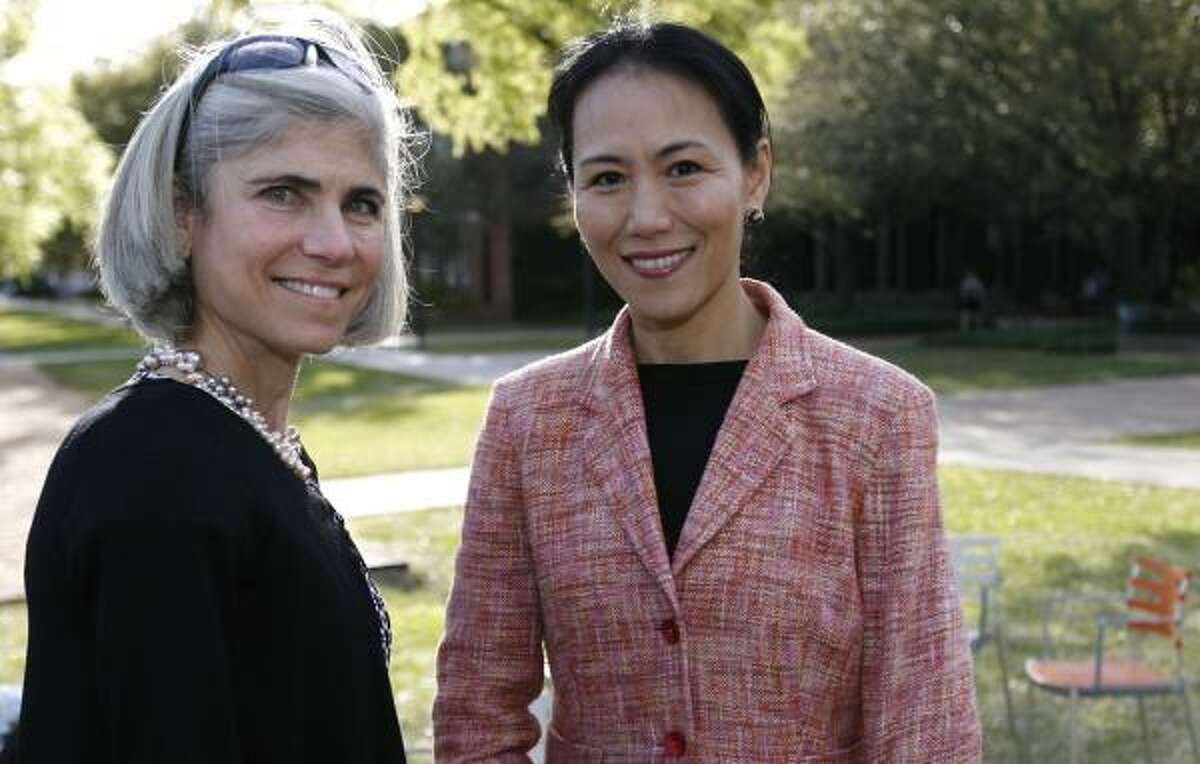 Judy Nyquist and Y. Ping Sun