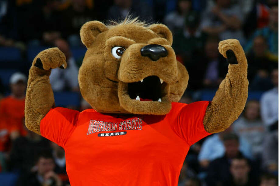 Morgan State Bears  Photo: Rick Stewart, Getty Images