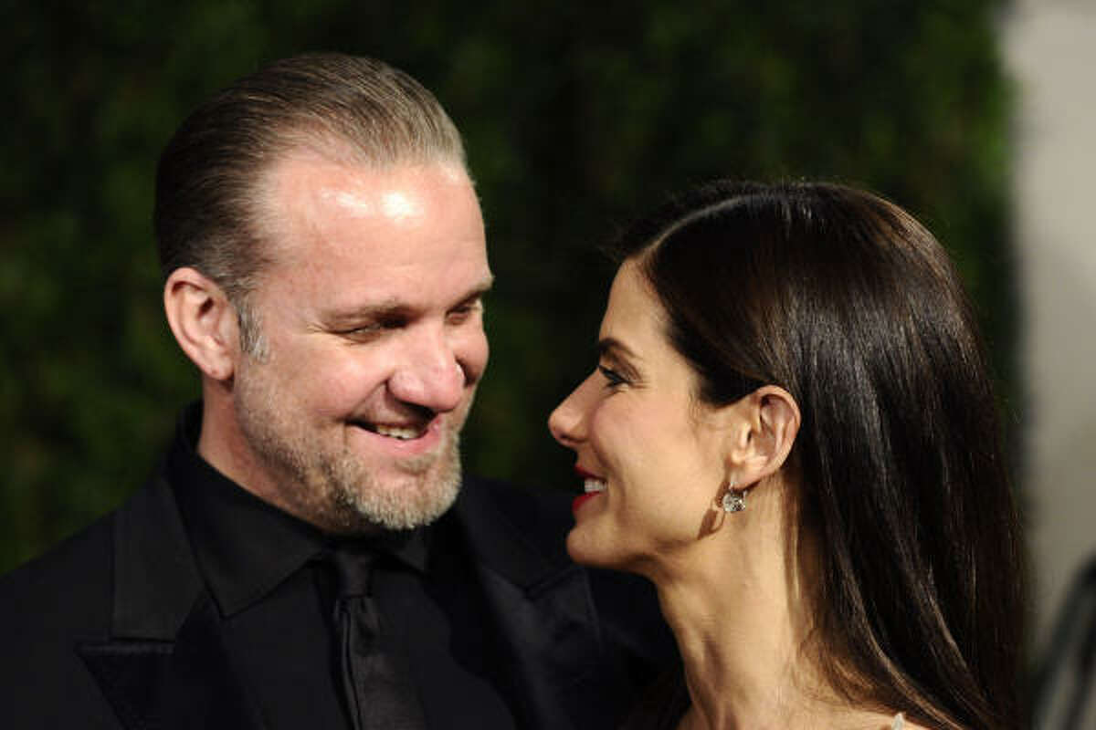 Sandra Bullock and Jesse JamesMomHouston says: An ex will say a lot about a man and this guy's ex says a lot. Silver lining: There's always Oscar.