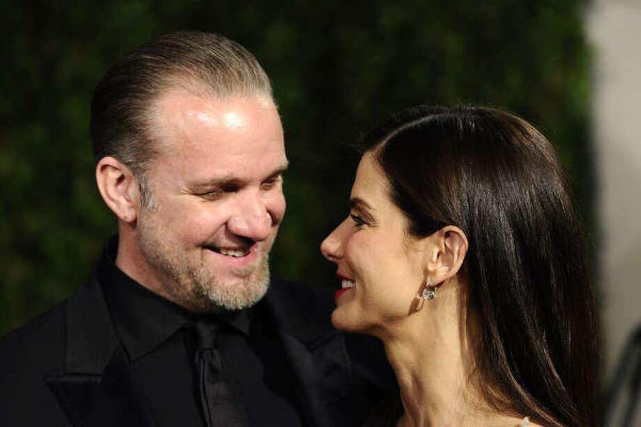 Sandra Bullock and Jesse JamesMomHouston says: An ex will say a lot about a man and this guy's ex  says a lot. Silver lining:  There's always Oscar. Photo: Peter Kramer, AP