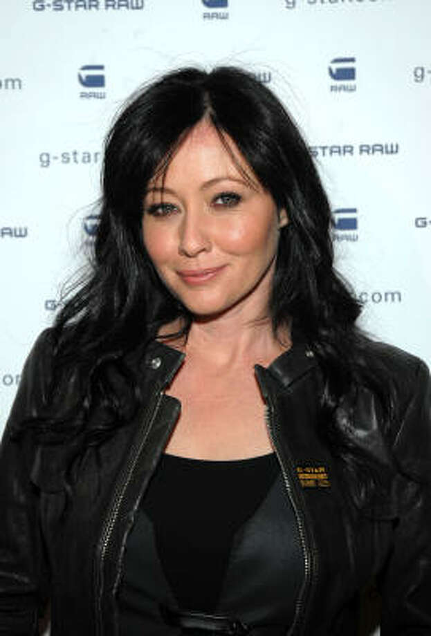 "Shannen Doherty, who starred on ""Beverly Hills 90210,"" votes with the GOP. Photo: Jamie McCarthy, Getty Images For G-Star"