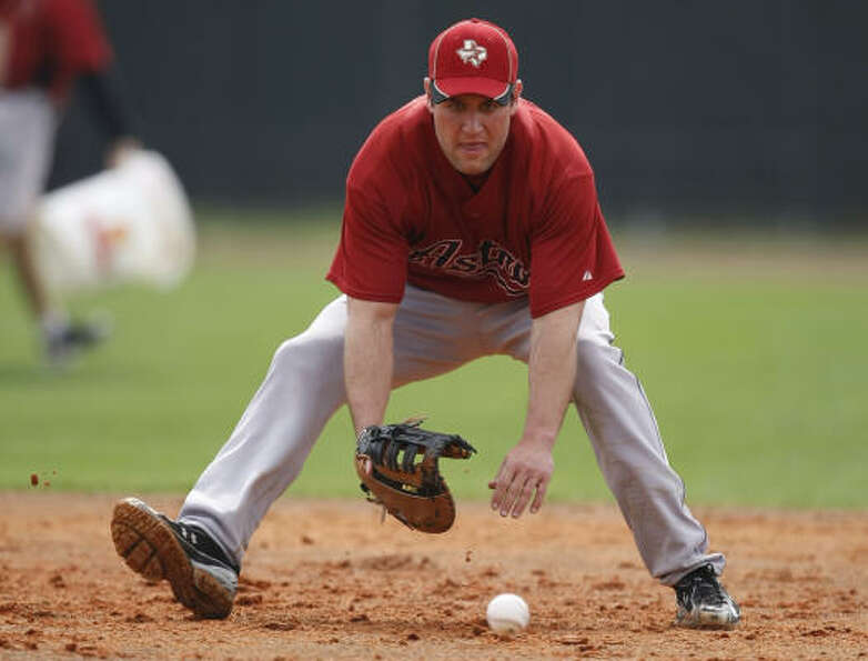 Top five storylines of the first half  1. Lance Berkman's knee The 3