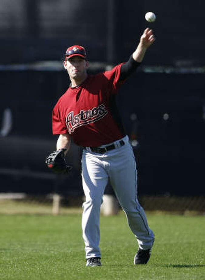 Cory Sullivan: 2-17, BB, 4 K Photo: Julio Cortez, Chronicle