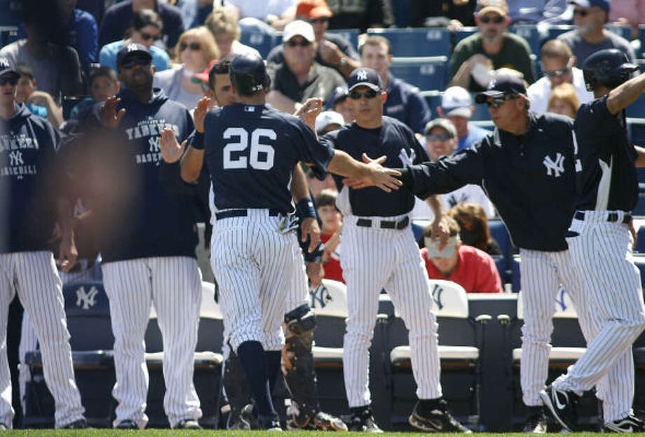 Five key second-half datesSaturday:Only visit from World Series champion New York Yankees. Photo: Brian Blanco, AP