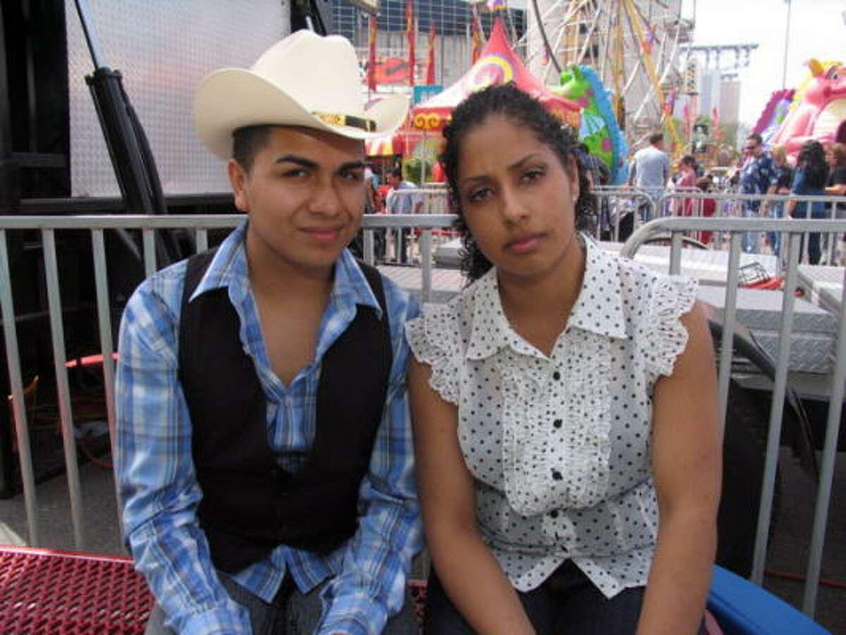 Marcelino and LeAnna Locano