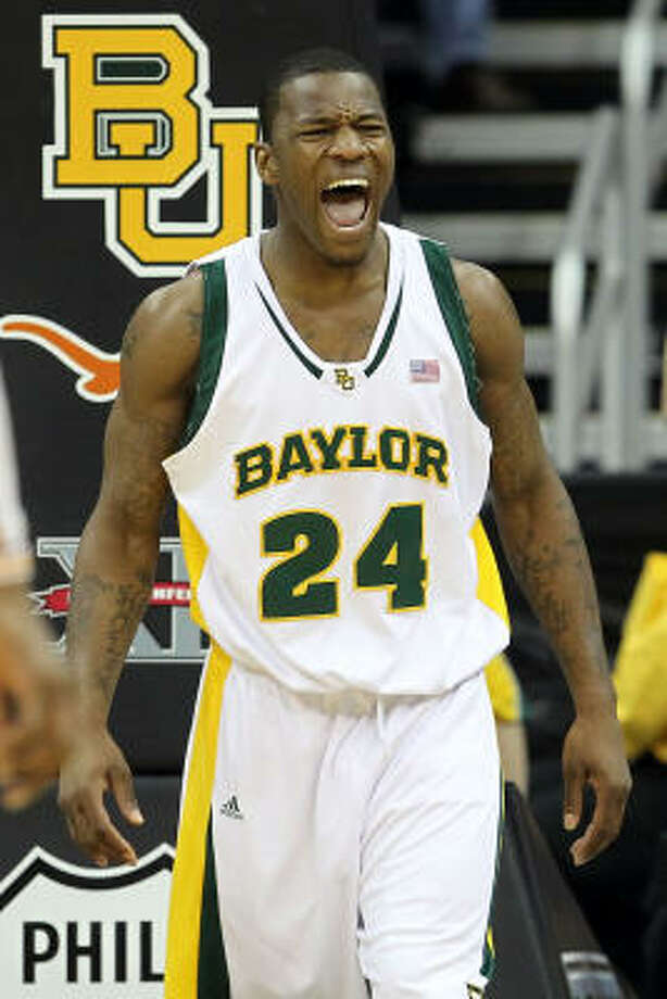 Baylor Record:25-7 Conference: Big 12  Photo: Jamie Squire, Getty Images