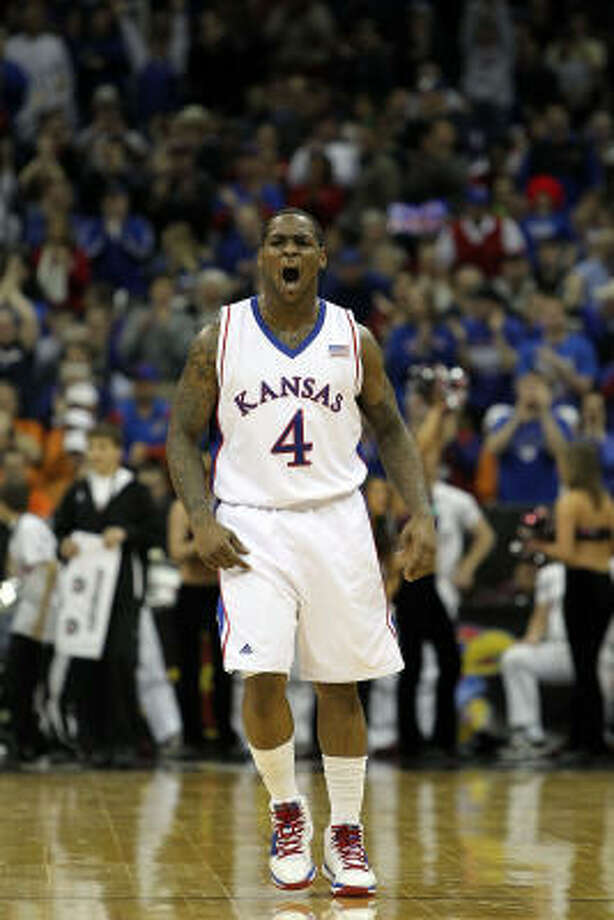 Kansas Record: 32-2  Conference: Big 12  Photo: Jamie Squire, Getty Images